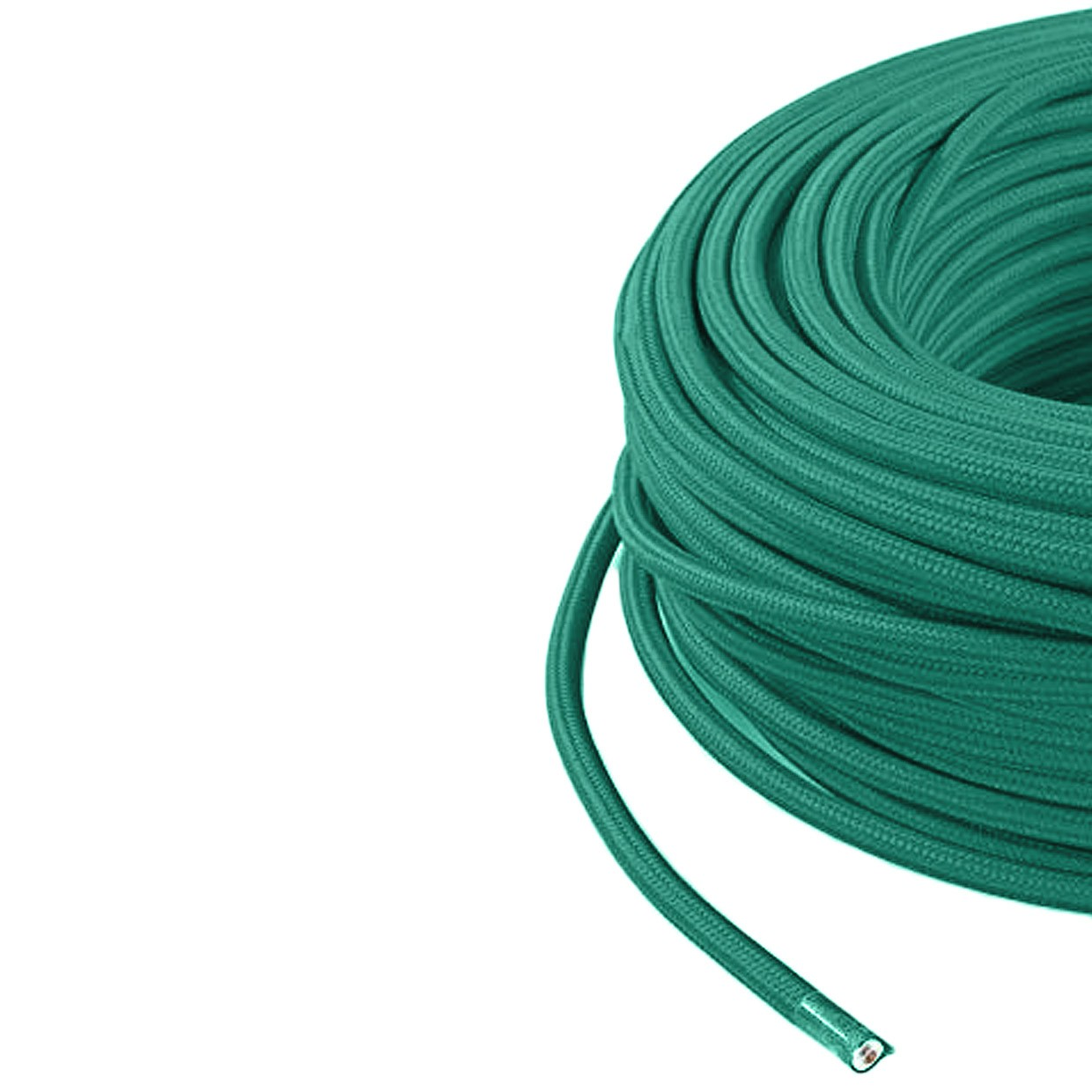 CABLE TELA  VERDE
